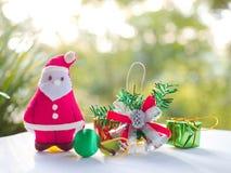 Santa Claus and Christmas Royalty Free Stock Photo