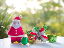 Santa Claus and Christmas Stock Images