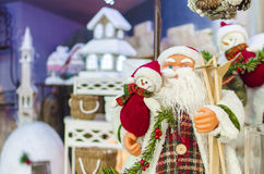 Santa Claus Christmas Ornament Stock Photos