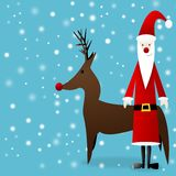 Santa claus Stock Photos