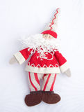 Santa Claus; Christmas tree decoration. Stock Photography