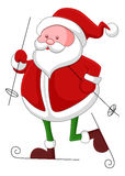 Santa Claus - Christmas Vector Illustration Stock Photo