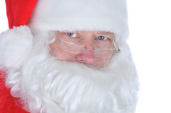 Santa Claus Close up Royalty Free Stock Images