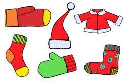 Santa Claus Clothing Stock Images