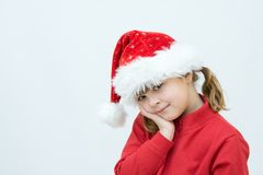 Santa Claus is coming! Royalty Free Stock Image