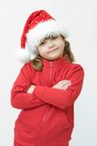 Santa Claus is coming! Royalty Free Stock Photos