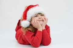 Santa Claus is coming! Royalty Free Stock Images