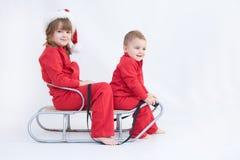 Santa Claus is coming! Stock Photos