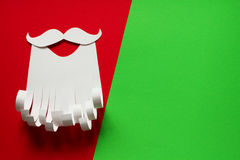 Santa Claus conceptual background Royalty Free Stock Photography