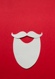 Santa Claus conceptual background Royalty Free Stock Images