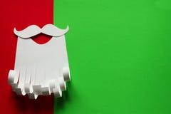 Santa Claus conceptual background royalty free stock image