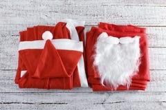 Santa Claus Costume stock photo
