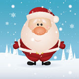 Santa Claus vector illustration