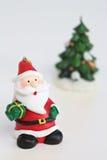 Santa Claus da decoração do Natal Foto de Stock Royalty Free