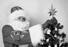 Santa Claus. Stock Photo