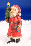 Santa Claus decoration Stock Image