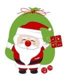 Santa claus design Stock Photo