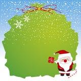 Santa claus design Royalty Free Stock Photos
