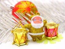 Santa Claus doll Royalty Free Stock Photo