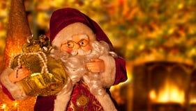 Santa Claus Doll Royalty Free Stock Image