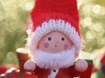 Santa claus doll Stock Photo