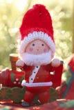 Santa claus doll Stock Photography