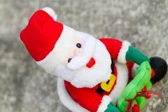 Santa claus doll Stock Image
