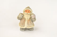 Santa Claus doll Royalty Free Stock Image