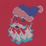 Santa Claus Element 1 Imagen de archivo