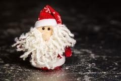Santa Claus eller fader Frost Arkivbild