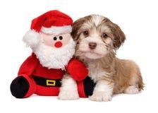 Santa Claus est mon amie Images stock
