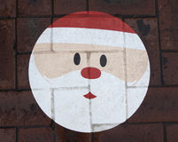 Santa claus face Royalty Free Stock Photo