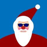 Santa Claus face Royalty Free Stock Image