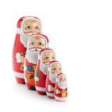 Santa Claus Family Royalty Free Stock Photos