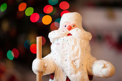 Santa Claus or Father Frost toy Stock Image