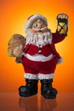 Santa Claus figure Stock Images
