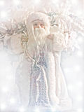 Santa claus figure Royalty Free Stock Image