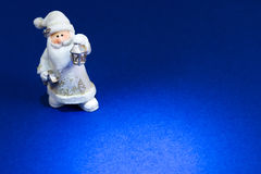 Santa Claus figurine Stock Photos
