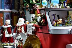 Santa claus in florence italy X