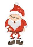 Santa Claus. royalty free illustration