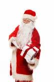 Santa Presenting A Gift Royalty Free Stock Photos - Image: 22379358