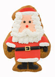 Santa Claus gingerbread Royalty Free Stock Photos