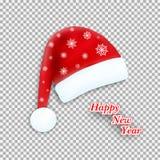 Santa Claus GLB, vector vector illustratie