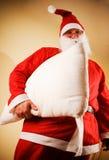 Santa Claus grzanka Zdjęcia Royalty Free