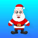 Santa Claus Happy New Year Photographie stock libre de droits