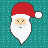 Santa Claus Happy New Year. Vector illustration vector illustration