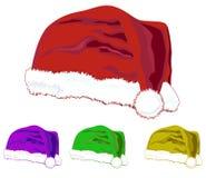 Santa claus hat Stock Photos