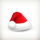 Santa Claus hat Royalty Free Stock Image