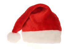 Santa Claus hat Stock Photography