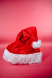 Santa Claus Hat. For celebrating Christmas Royalty Free Stock Photos